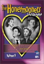 Honeymooners - The Lost Episodes: Vol. 5