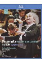 Mussorgsky - Pictures at An Exhibition/Borodin - Symphony No. 2