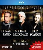 Dukes of September: Live from Lincoln Center