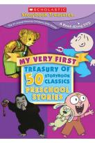 Scholastic Storybook Treasures - My Very First Treasury of 50 Storybook Classics: Preschool Stories