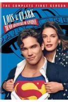 Lois & Clark - The Complete First Season