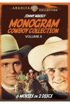 Monogram Cowboy Collection, Vol. 6