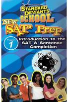 Standard Deviants School - New SAT Prep: Lesson 1 - Introduction to the SAT & Sentence Completion