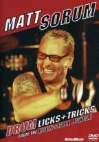 Matt Sorum - Drum Licks + Tricks