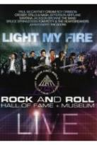 Rock and Roll Hall of Fame: Light My Fire