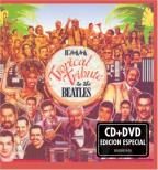 RMM Tropical Tribute To The Beatles: 10 Year Anniversary Edition Jewel Case