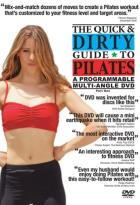 Quick & Dirty Guide To Pilates - Part 1