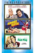 Planes, Trains & Automobiles/Summer Rental/Foul Play