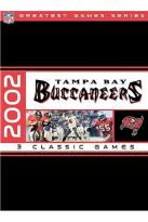 NFL Greatest Games Tampa Bay Buccaneers 2002 Playoffs