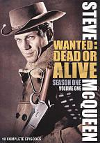 Wanted: Dead or Alive - Season 1, Vol. 1