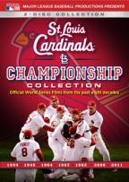 MLB: St. Louis Cardinals Championship Collection