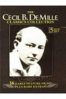 Cecil B. Demille Classics Collection