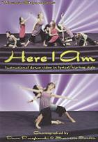 Here I Am: Instructional Dance Video in Lyrical/Hip-Hop Style