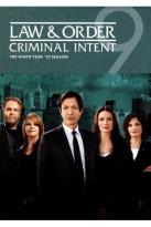 Law & Order: Criminal Intent - The Ninth Year