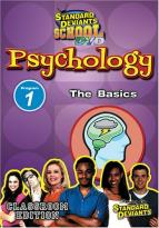 Standard Deviants - Psychology Module 1: The Basics