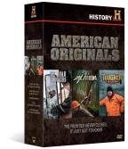 History Channel Presents - American Originals: Ice Road Truckers/Dangerous Missions/Ax Men/Tougher In Alaska