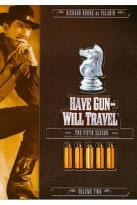 Have Gun, Will Travel - The Fifth Season: Vol. 2
