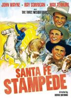 Three Mesquiteers, The - Santa Fe Stampede