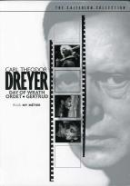 Carl Theodor Dreyer - Day of Wrath/Ordet/Gertrud