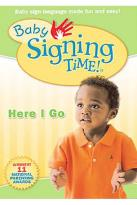 Baby Signing Time Vol. 2: Here I Go