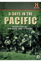 D-Days in the Pacific set