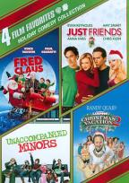 Holiday Comedy Collection: 4 Film Favorites