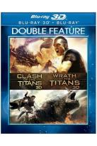 Clash of the Titans 3D/Wrath of the Titans 3D