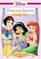 Disney Princess Stories Volume 2: Tales Of Friendship