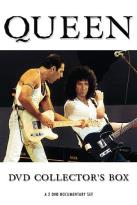 Queen - DVD Collector's Box