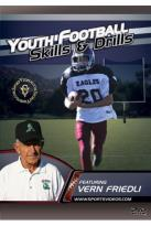 Youth Football: Skills and Drills