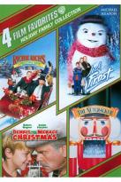 Holiday Family Collection: 4 Film Favorites