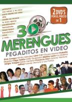 30 Merengues Pegaditas En Video