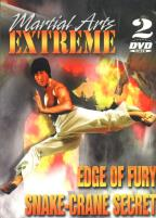 Martial Arts Extreme: Edge of Fury/Snake-Crane Secret