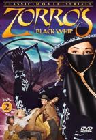 Zorro's Black Whip - Volume 2