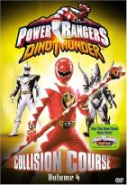 Power Rangers - Dino Thunder Vol. 4: Collision Course