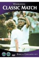 Wimbledon Classic Match: Gerulitis Vs. Borg