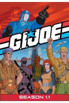 G.I. Joe A Real American Hero - Season One Part 1