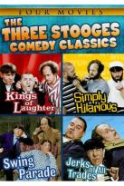 Three Stooges Comedy Classics