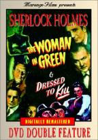 Sherlock Holmes - Woman in Green/Dressed to Kill
