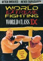 Wef - World Extreme Fighting Series - World Class