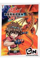 Bakugan 1: Battle Brawlers