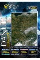 World Atlas: Danube, Europe