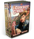 Cowboy G-Men Collection, Vols. 1-4