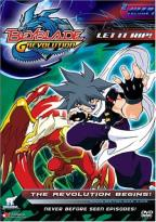 Beyblade: G Revolution - Vol. 2: The Revolution Begins!