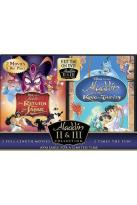 Aladdin The Return Of Jafar/Aladdin And The King Of Thieves