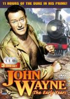John Wayne - The Early Years Collection