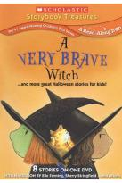 Very Brave Witch... and More Great Halloween Stories for Kids!