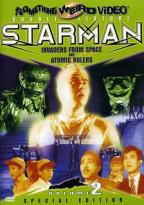 Starman: Volume 2 - Invaders From Space/Atomic Rulers