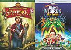 Spiderwick Chronicles/ Jimmy Neutron: Boy Genius