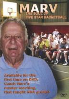 Marv The Soul of Five Star Basketball